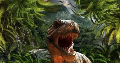 Dowiedz się o dinozaurach w Norwegii