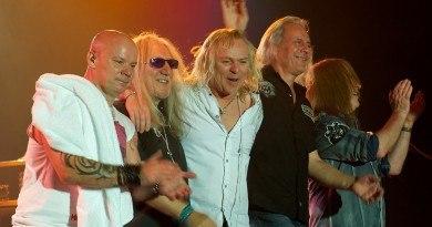 Uriah Heep ponownie w Norwegii
