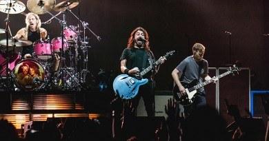 Foo Fighters zagra w Bergen