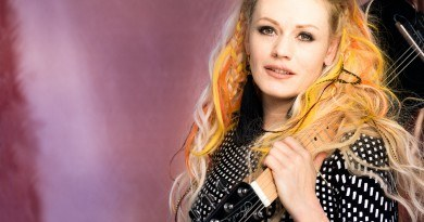 Folk rockowa artystka Unni Wilhelmsen w trasie po Norwegii