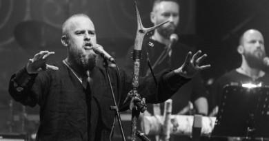 Koncert zespołu Wardruna w Bergen