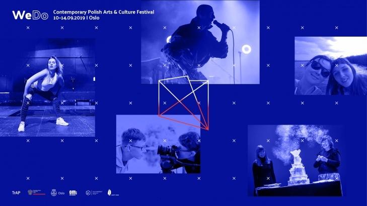 Pięć dni z polską kulturą w Oslo: We Do Festival 2019