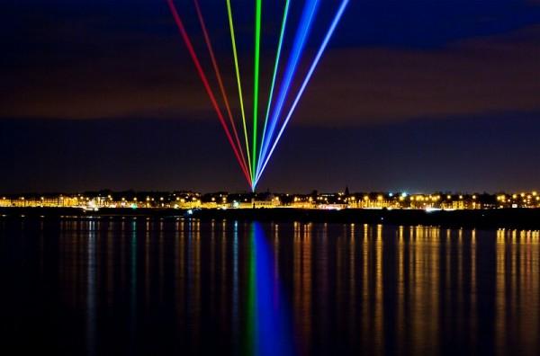 Międzynarodowy Festiwal Światła w Bergen