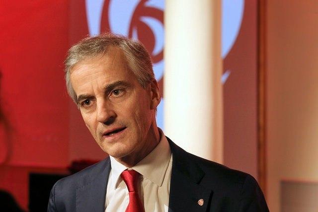 Jonas Store, przewodniczący Partii Pracy
