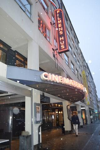 Przegląd polskich filmów odbył się jak co roku w Cinemateket.