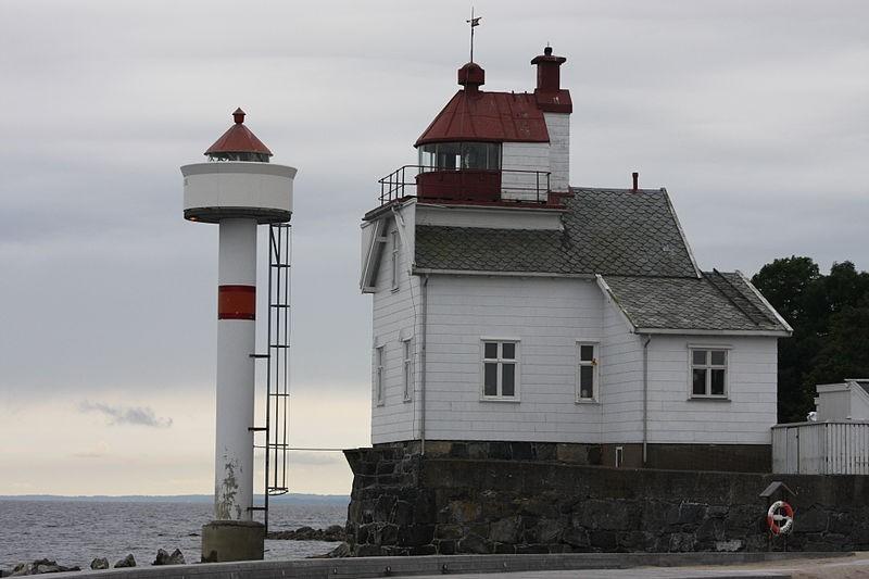 Jedną z atrakcji Filtvet jest latarnia morska.