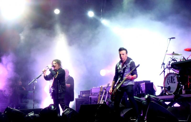 Kultowa grupa The Cure zagra na Øyafestivalen