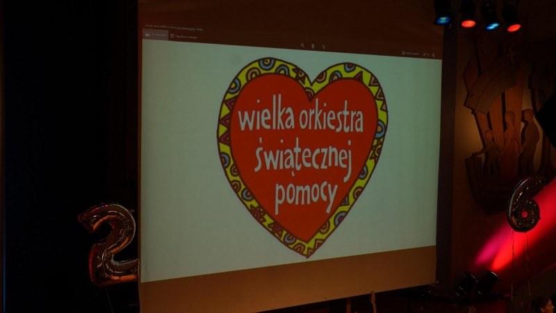 Licytacje charytatywne podczas finału WOŚP 2018 w Oslo.