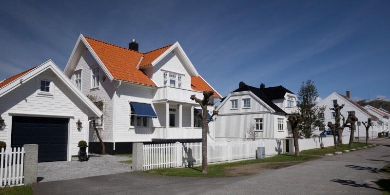Ceny wynajmu lokali mieszkaniowych w Norwegii  według statystyk wzrastają stopniowo, ale nieznacznie.
