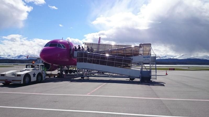 Do Molde można polecieć z Gdańska liniami WizzAir.
