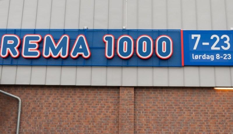Rema 1000 to obok Kiwi i Coop najpopularniejszy supermarket w Norwegii.
