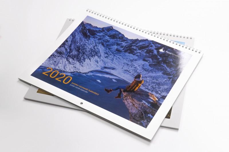 Kalendarz Mojej Norwegii to idealny pomysł na prezent dla bliskich zarówno w Norwegii, jak i w Polsce.