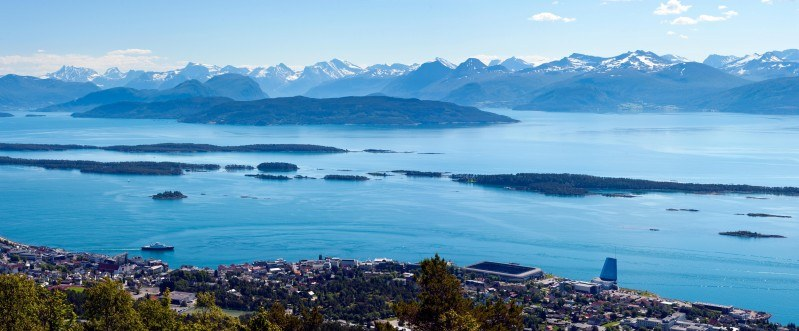 Panorama Molde.