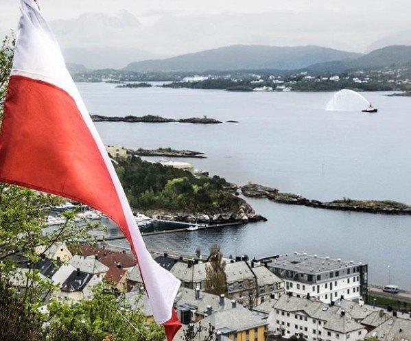Niepodległa świętuje urodziny wśród Polonii w Norwegii.