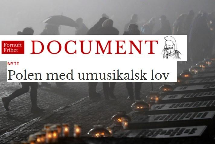 Artykuł Norwega wzbudził oburzenie wielu internautów.