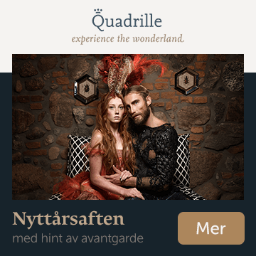 Quadrille - Experience the Wonderland