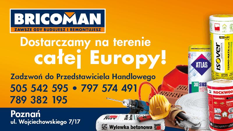 Bricoman Poznań