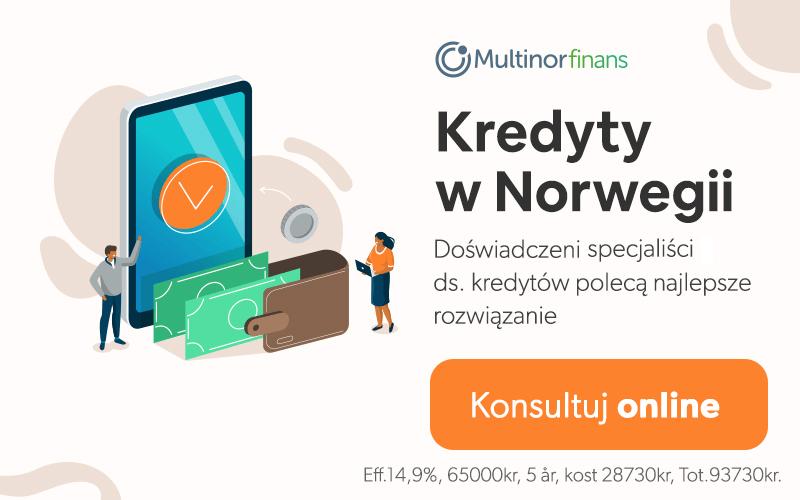Kredyty w Norwegii