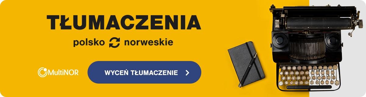 Tłumaczenia polski-norweskie