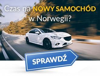 Czas na nowy samochód w Norwegii?