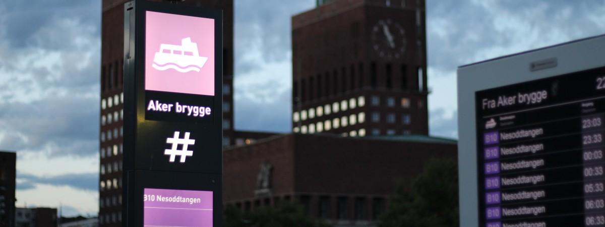 Komunikacja miejska w norweskich miastach: czym się jeździ po Oslo i Bergen