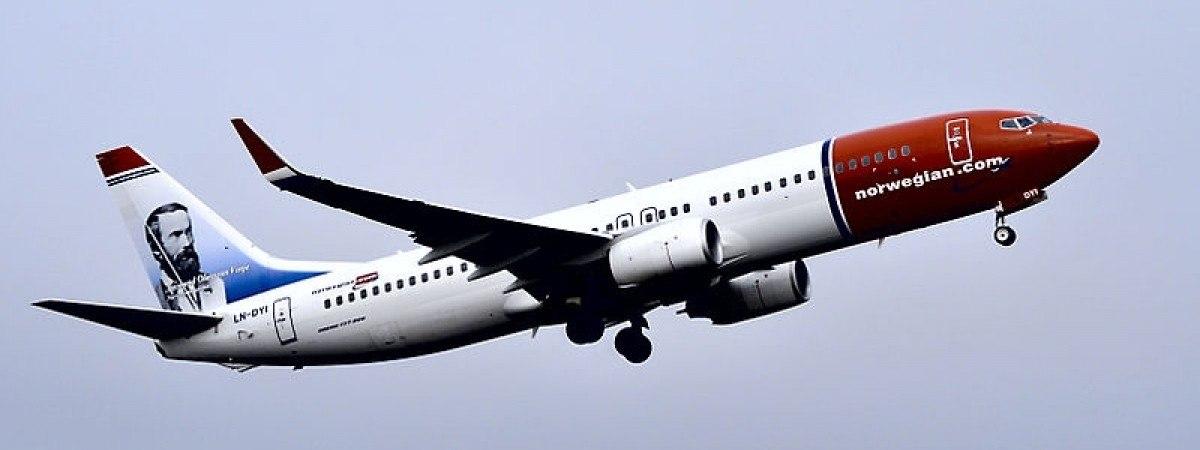 Norwegian podnosi ceny biletów. Nie chce być opcją awaryjną na wypadek strajku w SAS
