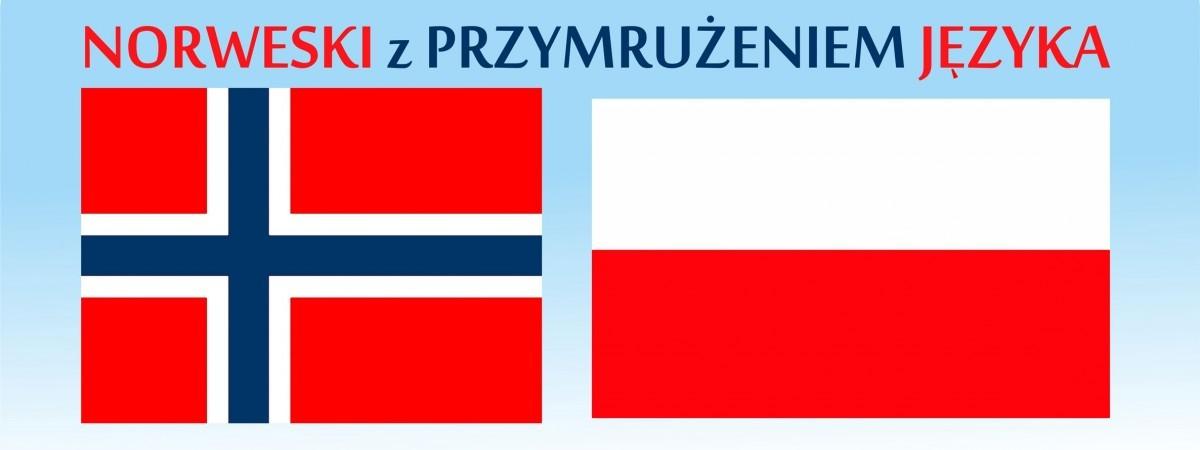 Norweski z przymrużeniem języka. Mieszkam w Sund czy Sand?