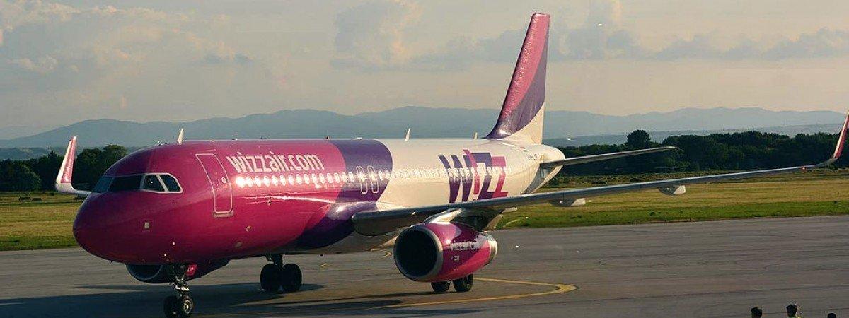 Tylko dziś zniżka na wszystkie bilety lotnicze Wizz air