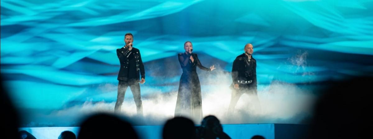 Występ Norwegów podbił serca widzów. Zespół KEiiNO liderem wśród publiczności [EUROWIZJA 2019]