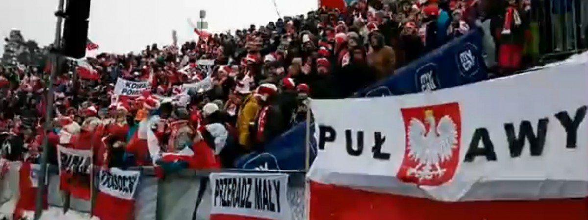 """""""To bardzo dziwne i smutne"""": Stoch komentuje małe zainteresowanie gospodarzy skokami w Oslo"""