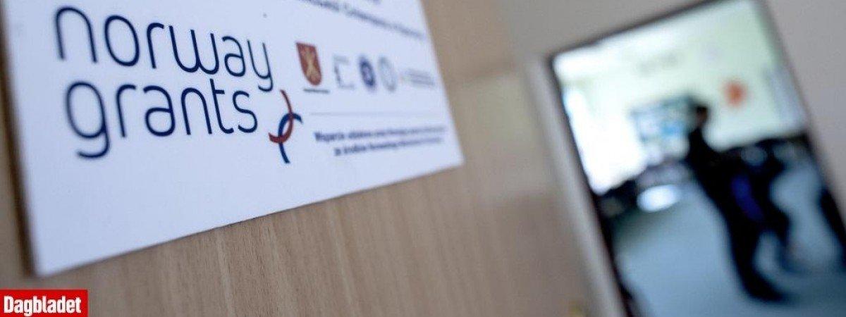Norweskie granty i polska zachłanność: Dagbladet przerywa milczenie