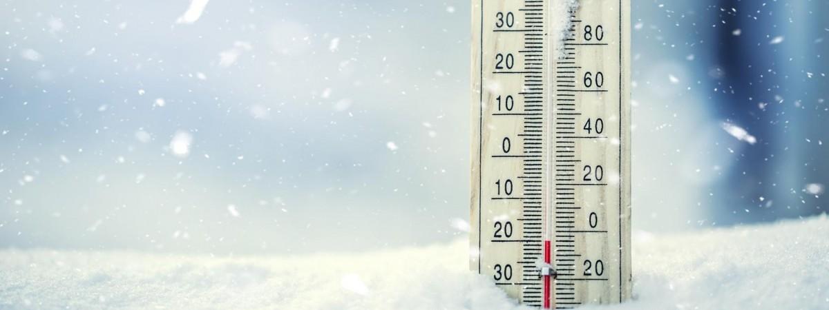 Ponad 40 stopni na minusie. Rekord zimna padł w Finnmarku