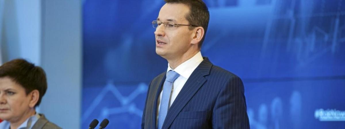 """Zmiana na stanowisku premiera Polski. """"To odwrócenie uwagi"""", pisze norweski portal"""