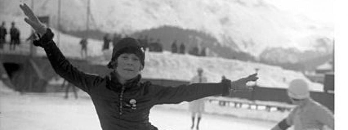 Sonja Henje. Mistrzyni łyżwiarstwa, hollywoodzka aktorka i przyjaciółka Hitlera