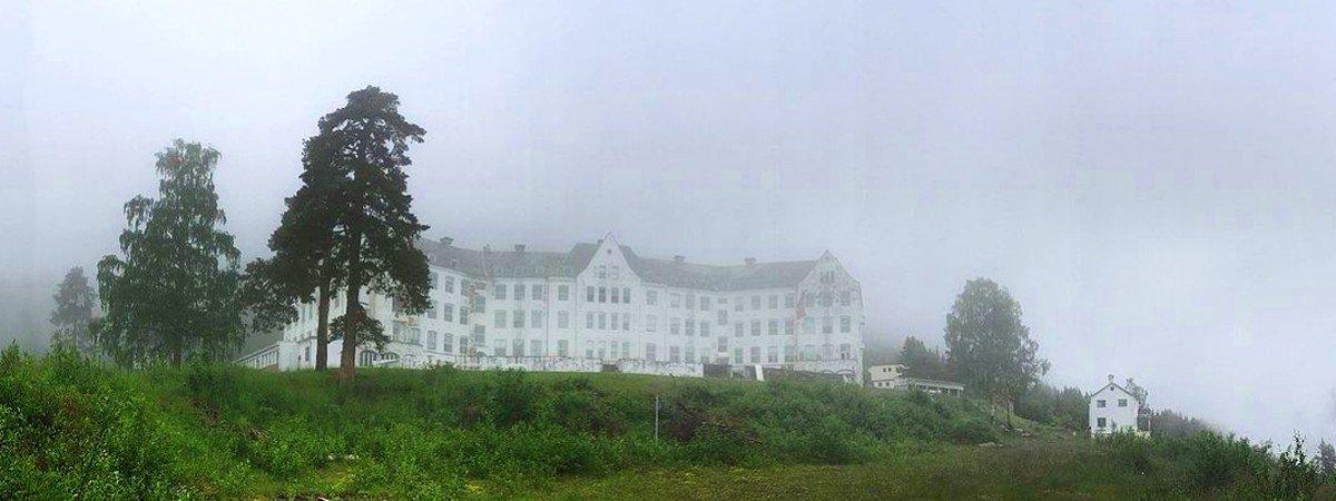 Tylko dla tych, którzy się nie boją: opuszczony psychiatryk Harastølen