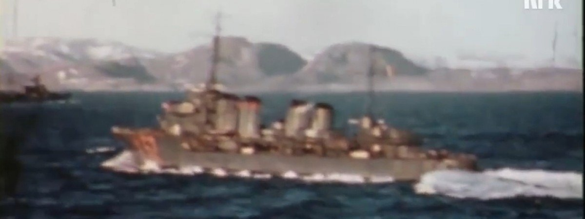 Norwegia w 1940: odnaleziono cenny film z II wojny światowej [VIDEO]