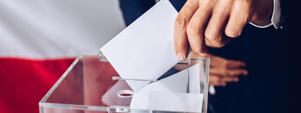 Wybory do Sejmu i Senatu RP: można już rejestrować się w spisie wyborców