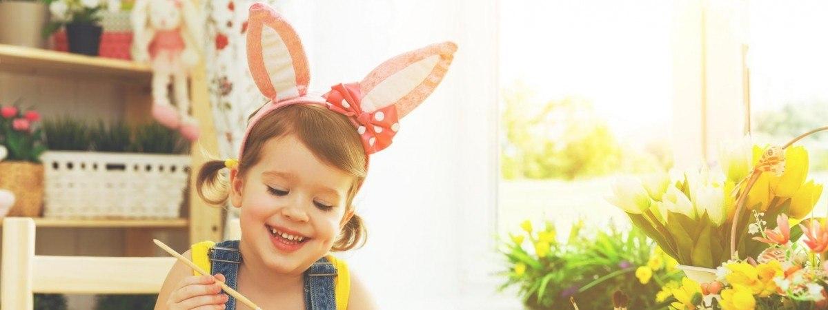 Wielkanoc z dziećmi – polskie i norweskie zabawy na święta