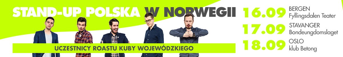 StandUp Polska w Norwegii