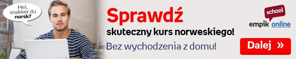Kurs norweskiego przez internet z lektorem na żywo!