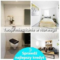 Najtańszy kredyt na własne mieszkanie w Norwegii