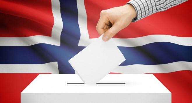 Wyniki wyborów lokalnych w Norwegii
