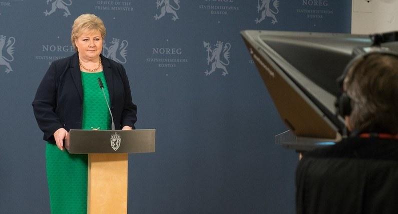 Ten rok będzie inny niż wszystkie: Norwegię czeka jeszcze długa walka z koronawirusem