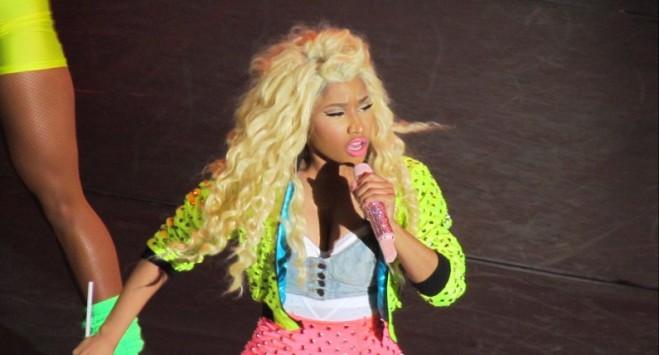 Nicki Minaj wystąpi w Oslo