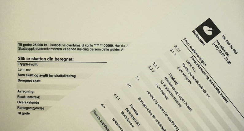 Jak rozszyfrować skateoppgjør?