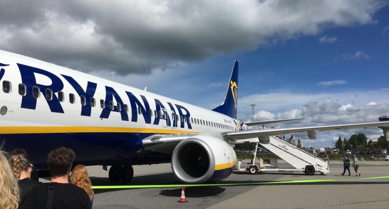 Niedługo strajk pilotów Ryanair. Utrudnienia czekają nawet pół miliona pasażerów