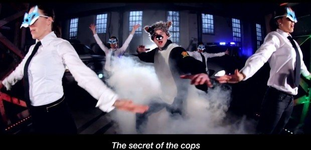 """""""What does the cop say?"""""""