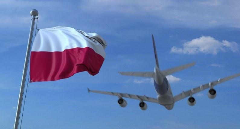 Ostatni dzień zakazu lotów międzynarodowych w Polsce. Co z lotami do Norwegii?