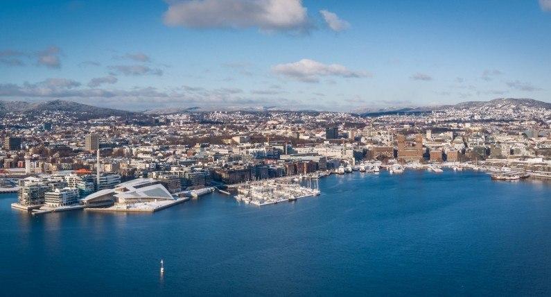 Norwegia ma prawie 5 330 000 mieszkańców. Polacy największą grupą obcokrajowców