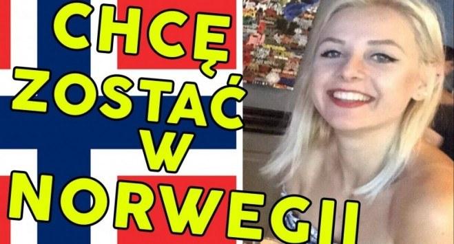 """""""Decyzje o wyjeździe podjęłam w 12 dni"""" Delfina Moja Norwegia #16"""